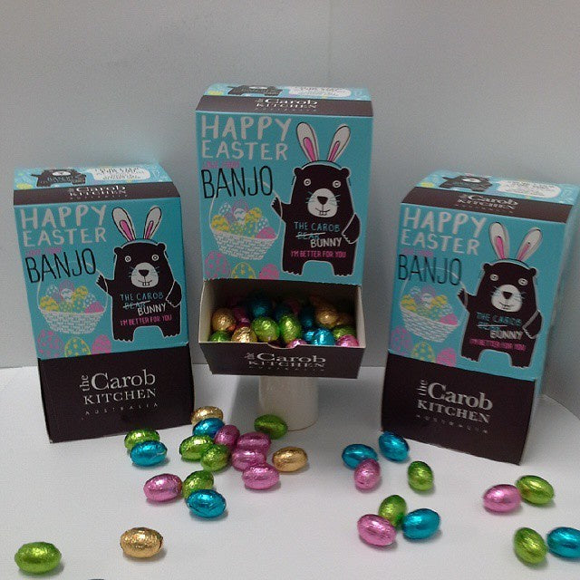 The Carob Kitchen Easter Eggs 7.5g
