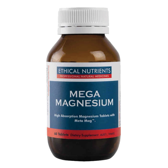 Ethical Nutrients Mega Magnesium 60t