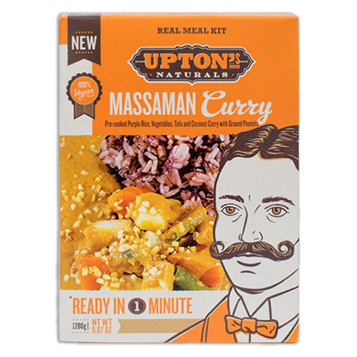 Uptons Naturals Meal Kit Massaman Curry 280g