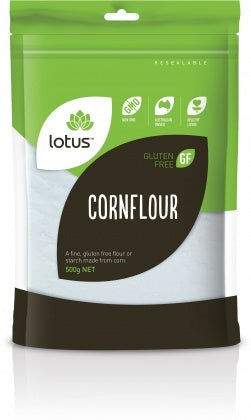 Lotus Corn Flour Maize 500g