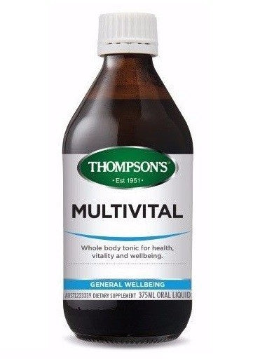 Thompson's Multivital 375ml