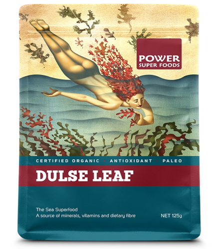 Power Super Food Dulse Leaf 125g