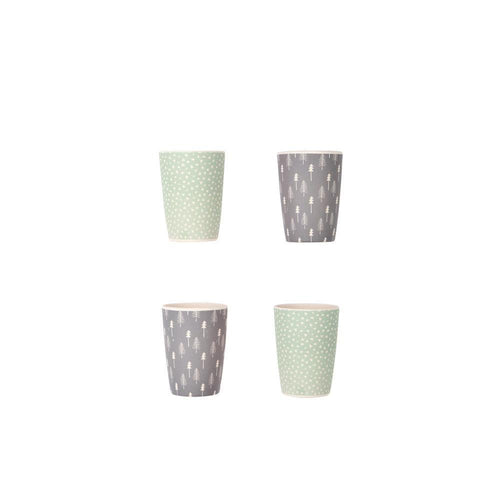 Love Mae Forrest Mix Tumblers 4 Pack