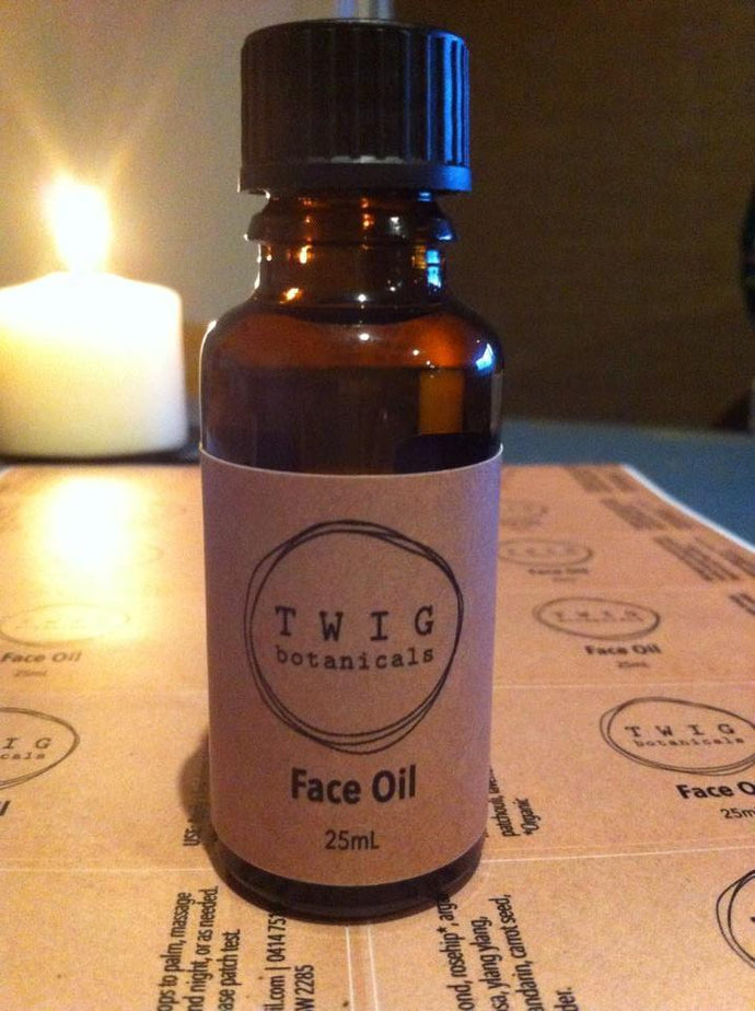 Twig Face Oil 25ml