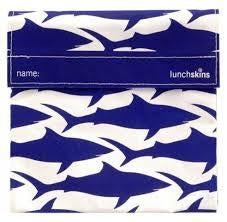 Lunchskins S'wich Navy Sharks