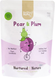 Nourishing Bubs Pear & Plum 300g