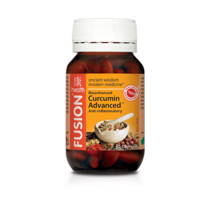 Fusion Health Curcumin Advanced 90 caps