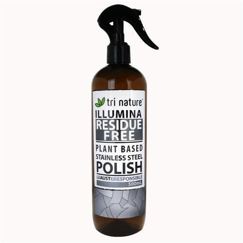 Tri Nature Stainless Steel Polish 500ml