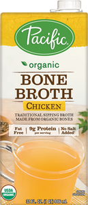 Pacific Foods Organic Chicken Bone Broth 240ml