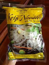Gold Mine Kelp Noodles 450g