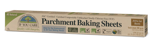 If You Care Parchment Baking Sheets x 24