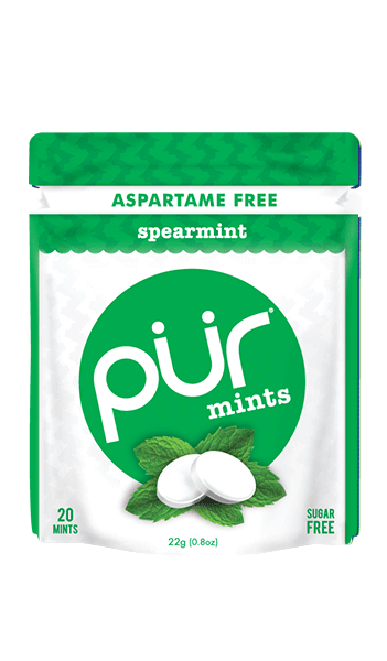 Pur Mints Spearmint 22g