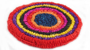 Import Ants Trivet Red Mix
