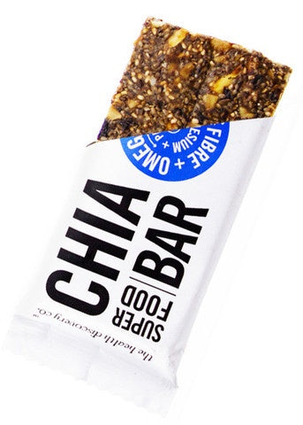 The Health Discovery Chia Blueberry Bar 40g