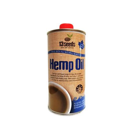 13 Seeds Hemp Oil 500ml