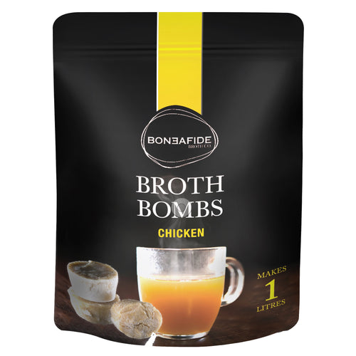 Boneafide Broth Co. Chicken Broth Bombs 12 pack