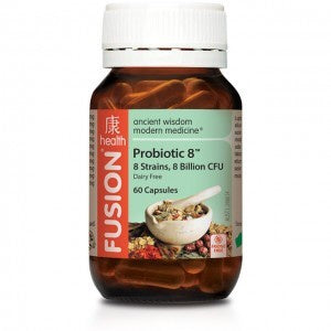 Fusion Health Probiotic 8 30caps