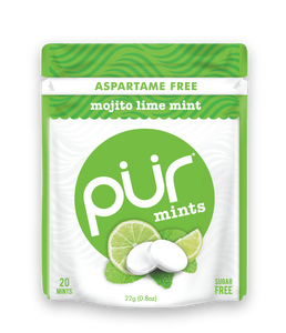 Pur Mints Mojito Lime Mint 22g