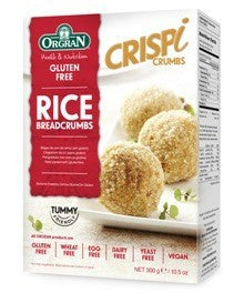 Orgran Good For You All Purpose Rice Crumbs 300g