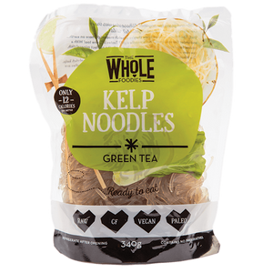 The Whole Foodies Kelp Noodles Green Tea 340g