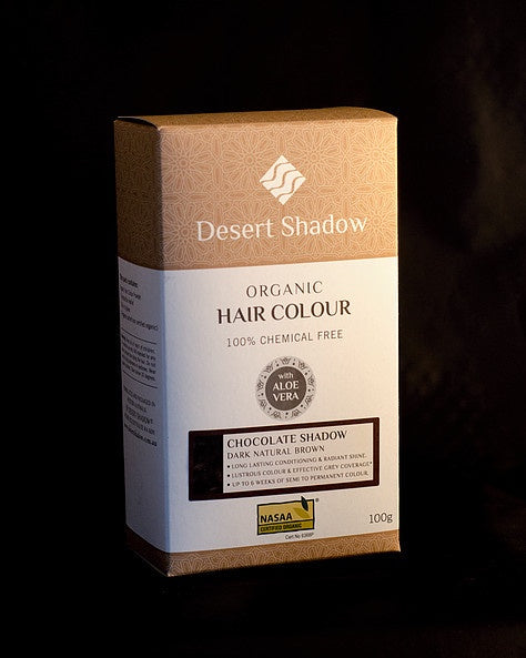 Desert Shadow Hair Colour Chocolate Shadow 100g