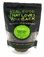 Honest to Goodness Organic Cacao Nibs 200g