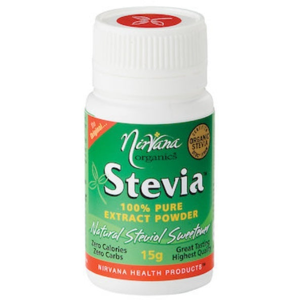 Nirvana Stevia Powder 15g