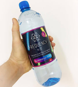 Frequency H2O Rainbow 1Litre