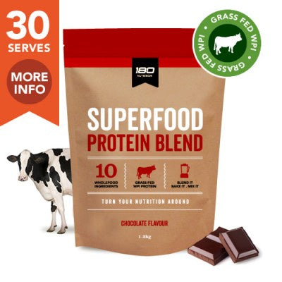 180 Nutrition WPI Superfood Protein Chocolate 1.2kg