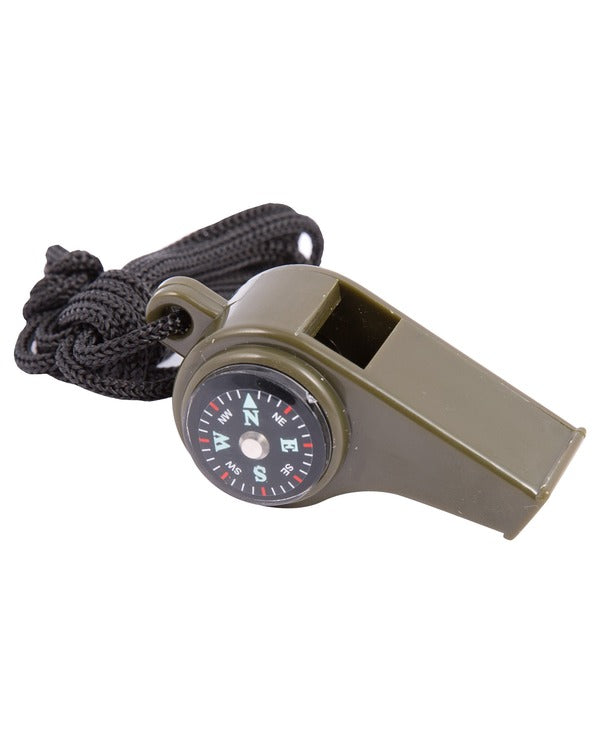 3 in 1 Army Whistle