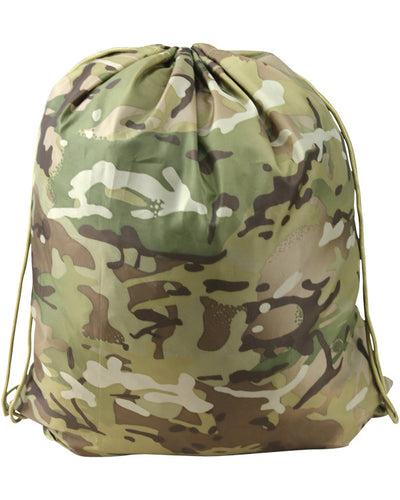 Kids Army Drawstring Bag