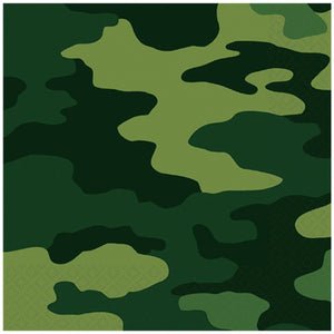 Army Paper Napkins