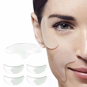 SKIN CARE ANTI FALTEN PADS - Ashine Beauty