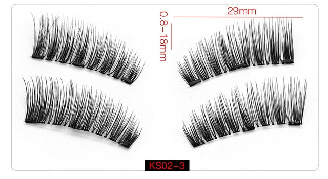 Magnetic Eyelashes - Ashine Beauty