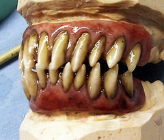 Pro Line FX Dentures/Custom Hand-Made Acrylic Monster Teeth