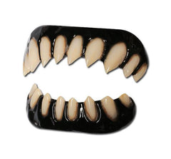 Black Gum GAUL FX Fangs 2.0 Veneers by Dental Distortions