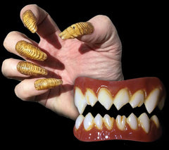 Tooth and Nail Special: Grimm FX Fangs and Demoniac Creepy Claws