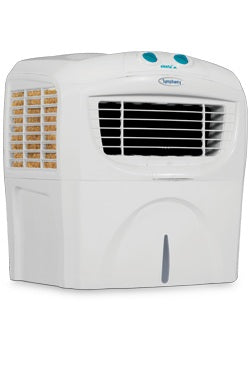 Symphony Siesta Jr 70-Litre Air Cooler (White) - industrypurchase.com