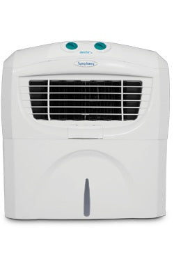 Symphony Siesta Jr 70-Litre Air Cooler (White)