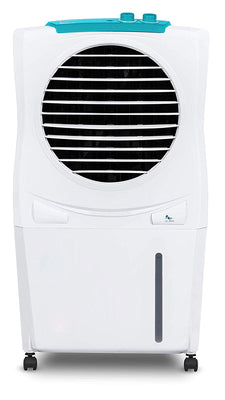 Symphony Ice Cube 27 Litre Air Cooler (White-Blue) - with i-Pure Technology