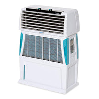 Symphony Touch 80 Litre Air Cooler (White)- with i-Pure Technology