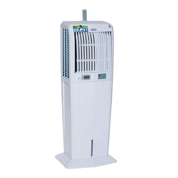 Symphony Storm 100i 100-Litre Air Cooler (White) - with Remote Control and i-Pure Technology - industrypurchase.com