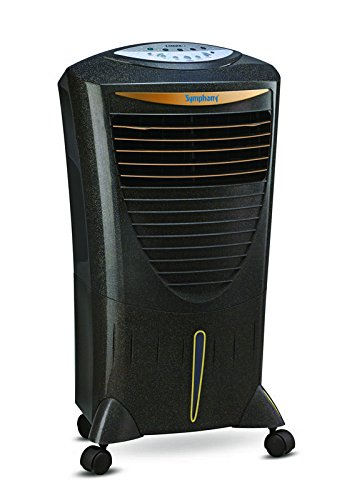 Symphony Sense 31 Ltrs Air Cooler (Black) - industrypurchase.com