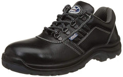 Allen Cooper AC-1267 Double Density DIP-PU Sole, Black Color Safety Shoes