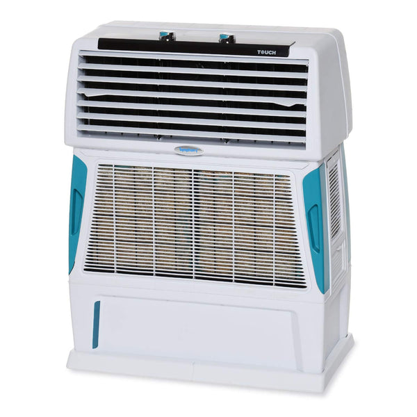Symphony Touch 55 Ltrs Air Cooler (White) - industrypurchase.com