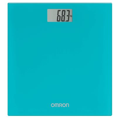 Digital Body Weight Scale HN-289 Blue Color - industrypurchase.com