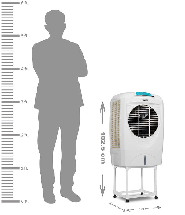 Symphony Sumo I 45 Ltrs Air Cooler (White) with Remote Control - industrypurchase.com