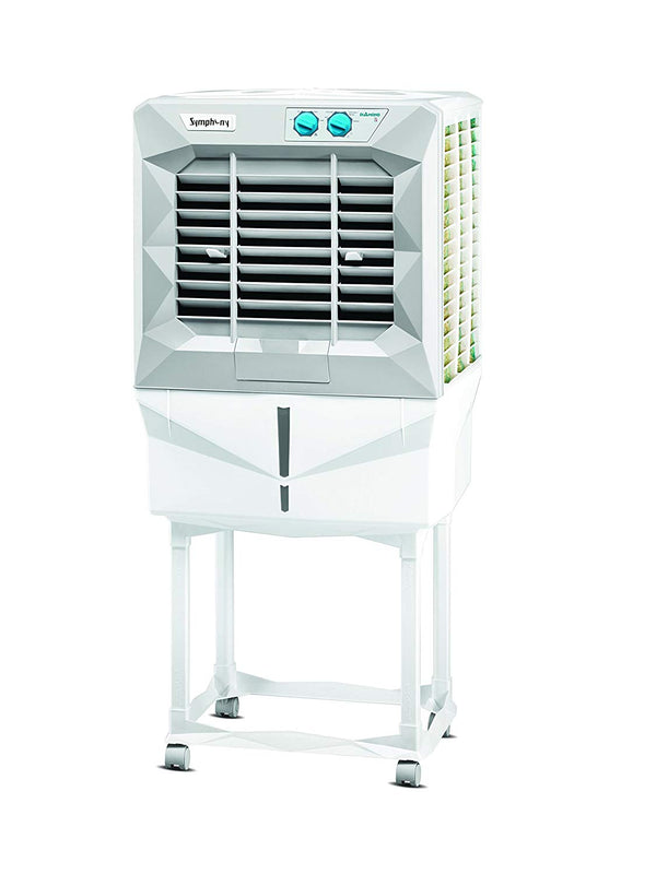 Symphony Diamond DB 41 Ltrs Air Cooler (White) - industrypurchase.com
