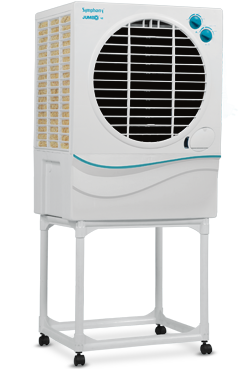 Symphony Jumbo 41 Litre Air Cooler (White)