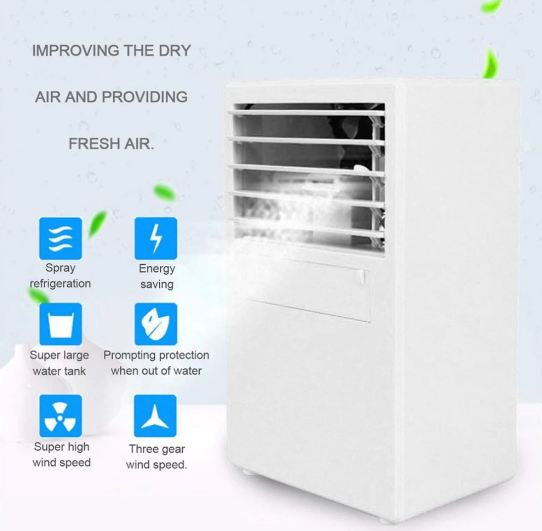 Industrypurchase Mini Portable Air Conditioner